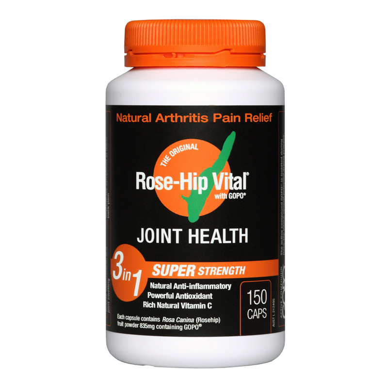 Rose-Hip Vital® Joint Health 150 Capsules